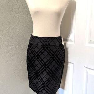 Halogen Size 2 Black Skirt BNWT from Nordstrom